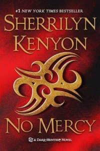 Los libros de la Saga: Dark Hunter No-mercy-sherrilyn-kenyon-hardcover-cover-art