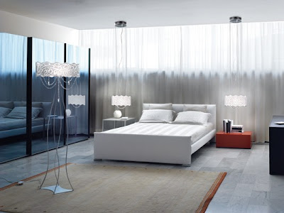 Luxury Interiors with Matching Light Fittings