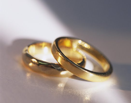 how long after marriage do you get an eternity ring