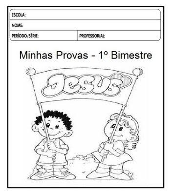 Capas De Provas