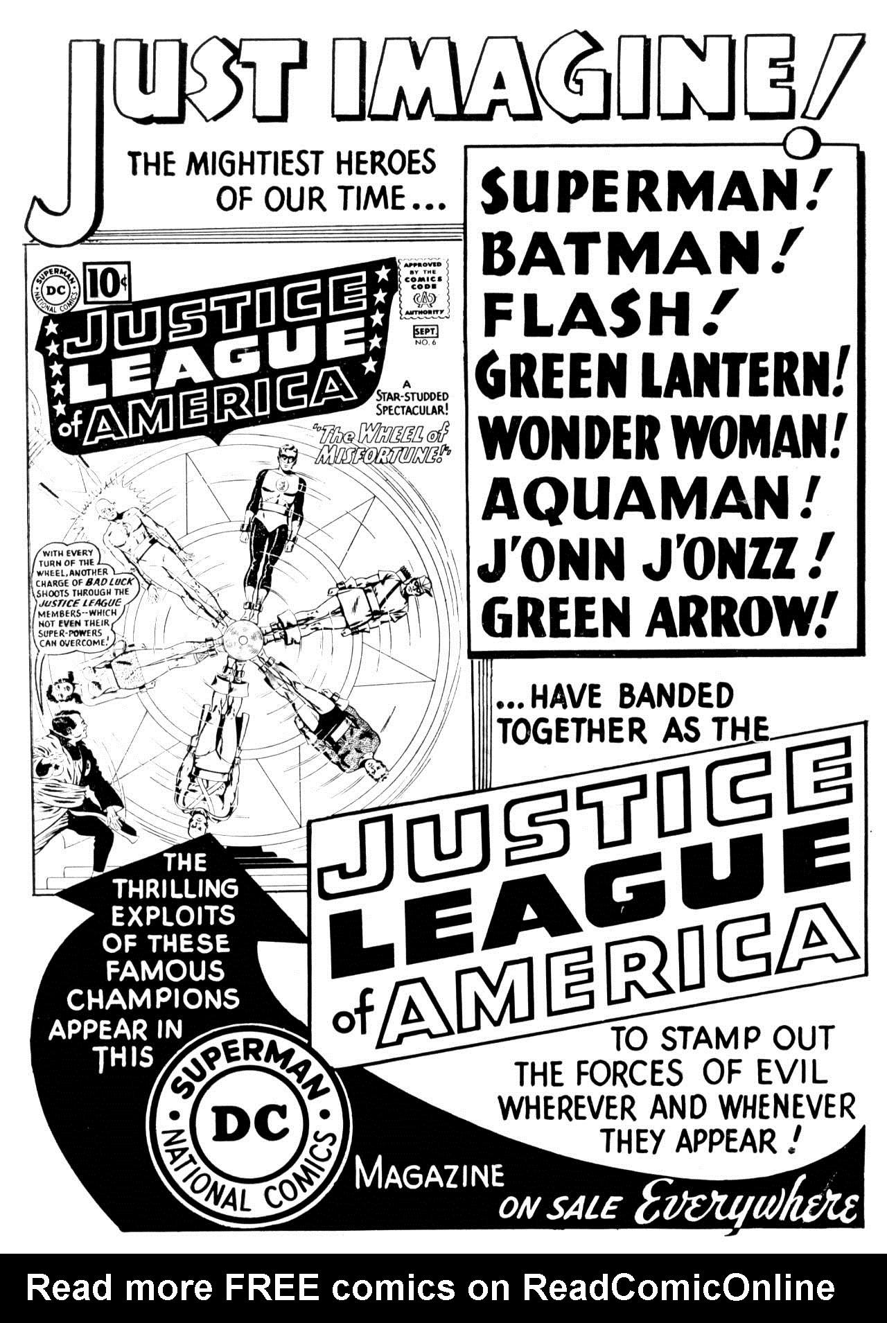 Read online Secret Origins (1961) comic -  Issue # Full - 73