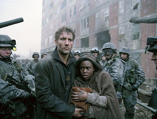 New Age Cosmology in 28 Days Later and Children of Men