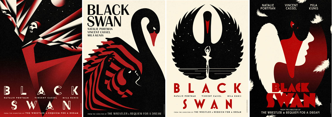 Will and I went to the theater and saw Darren Aronovsky's, Black Swan.