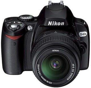 Nikon D40X2
