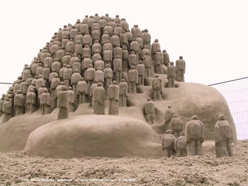 الرمل sand sand sand