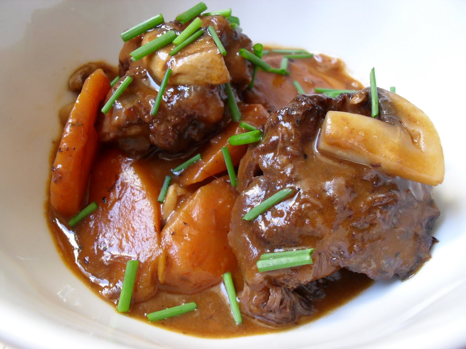 The Global Gourmand: Boeuf Bourguignon