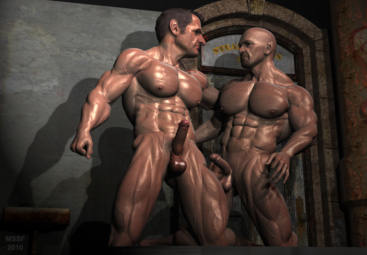 The jack off muscle