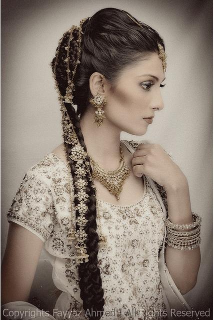fayyazahmad9 - beautiful aiza khan in bridal looks