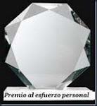 Premios al blog (Awards to the blog)
