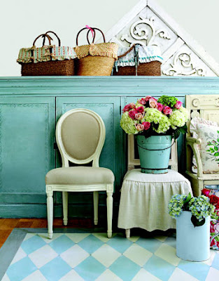 Home sweet home inspiration cottage spring style Spring cottage magazine