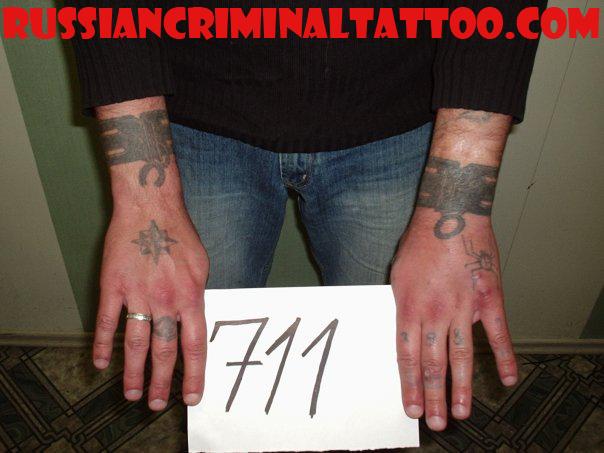 Russian Mafia Tattoos Pictures