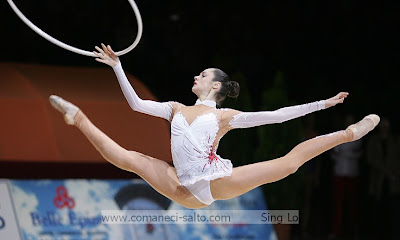 Gimnasia rítmica ^o^ Bessonova2189