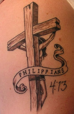 Tattoo Pictures Of Crosses
