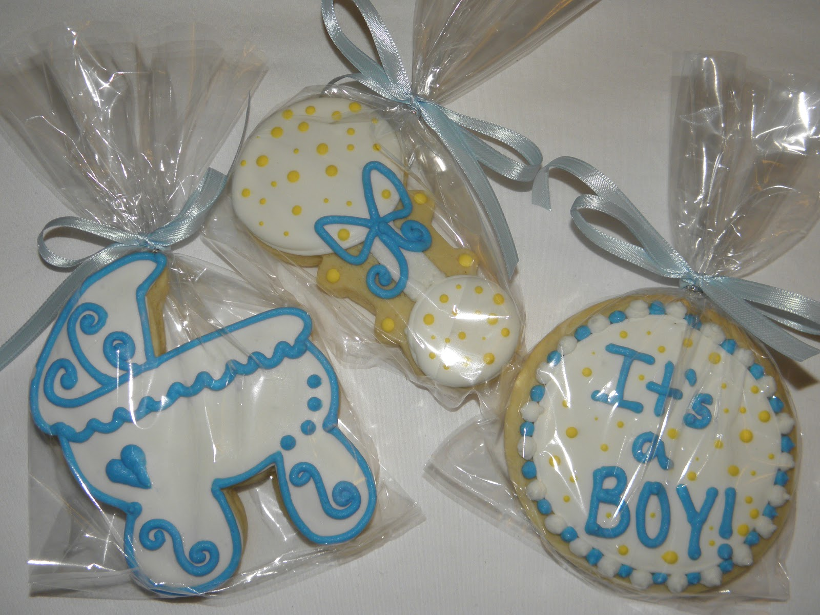 cookie dreams cookie co baby shower favors