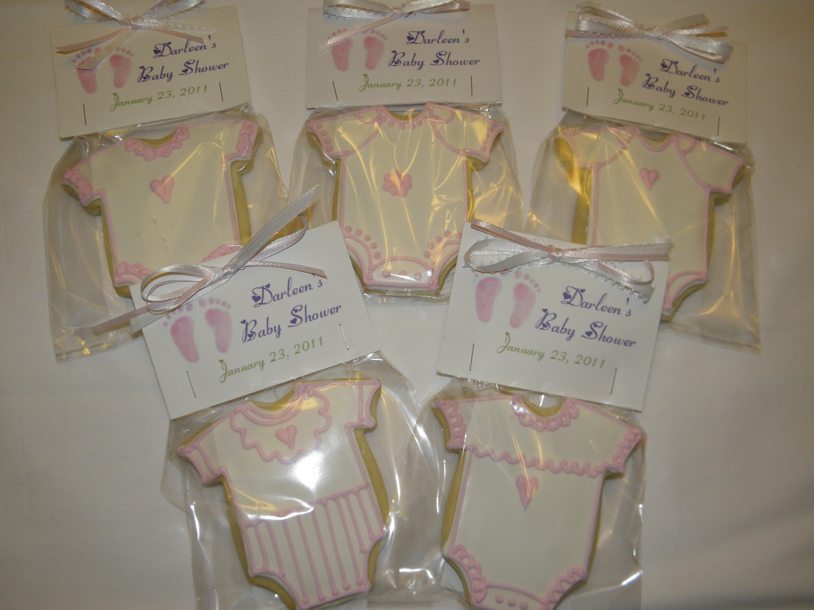 Baby Shower Thank You Gifts For Guests Australia : Baby Shower Favors!