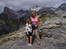 On top of Fuente De in the Picos de Europa