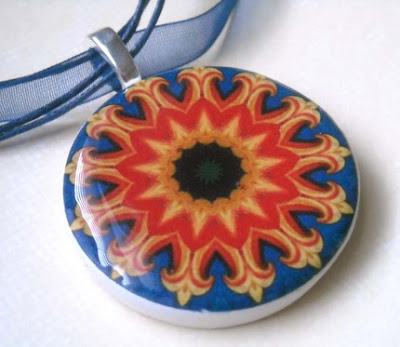 polymer clay phototransfer