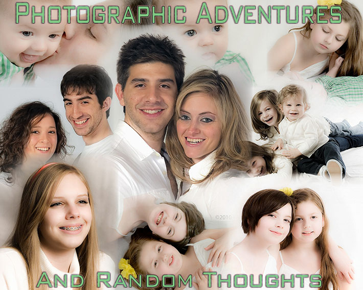 Photographic Adventures and Random Thoughts