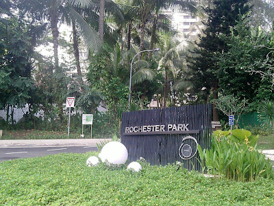 Simply Life: Rochester Park