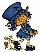 blueberry muffin 02 732891 Imagens da Moranguinho Clássica para decoupage para crianças