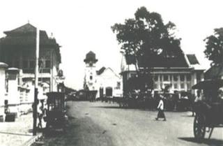 Alun-alun - Koleksi Foto Bandoeng Tempo Doeloe