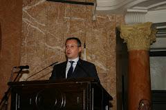 Министър-председателят                          д-р Сергей Станишев     открива учебната 2008/09 г.