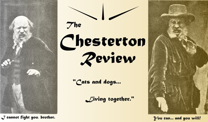 The Chesterton Review