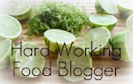 Hard Working Food Blogger Award