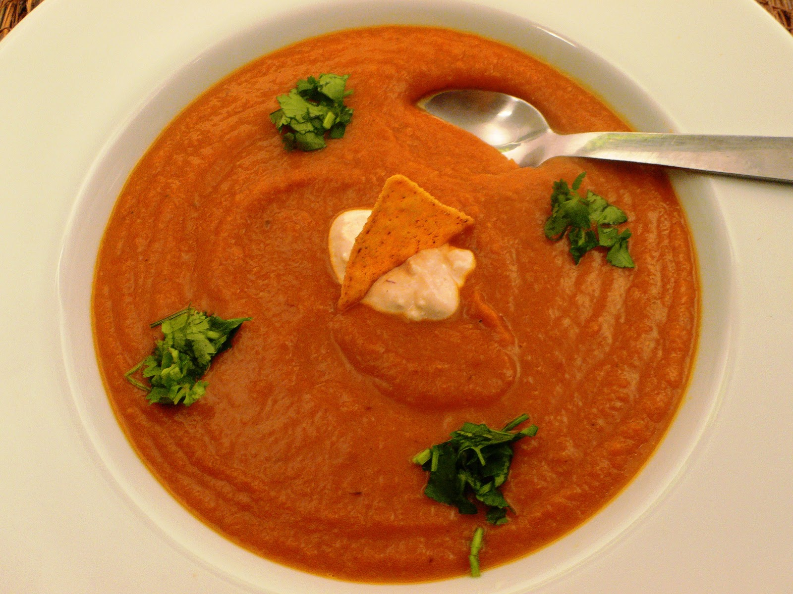 Chipotle Pumpkin Soup Recipes — Dishmaps