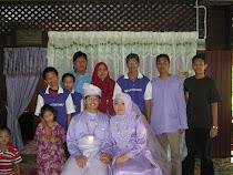 kenangan bersama famili