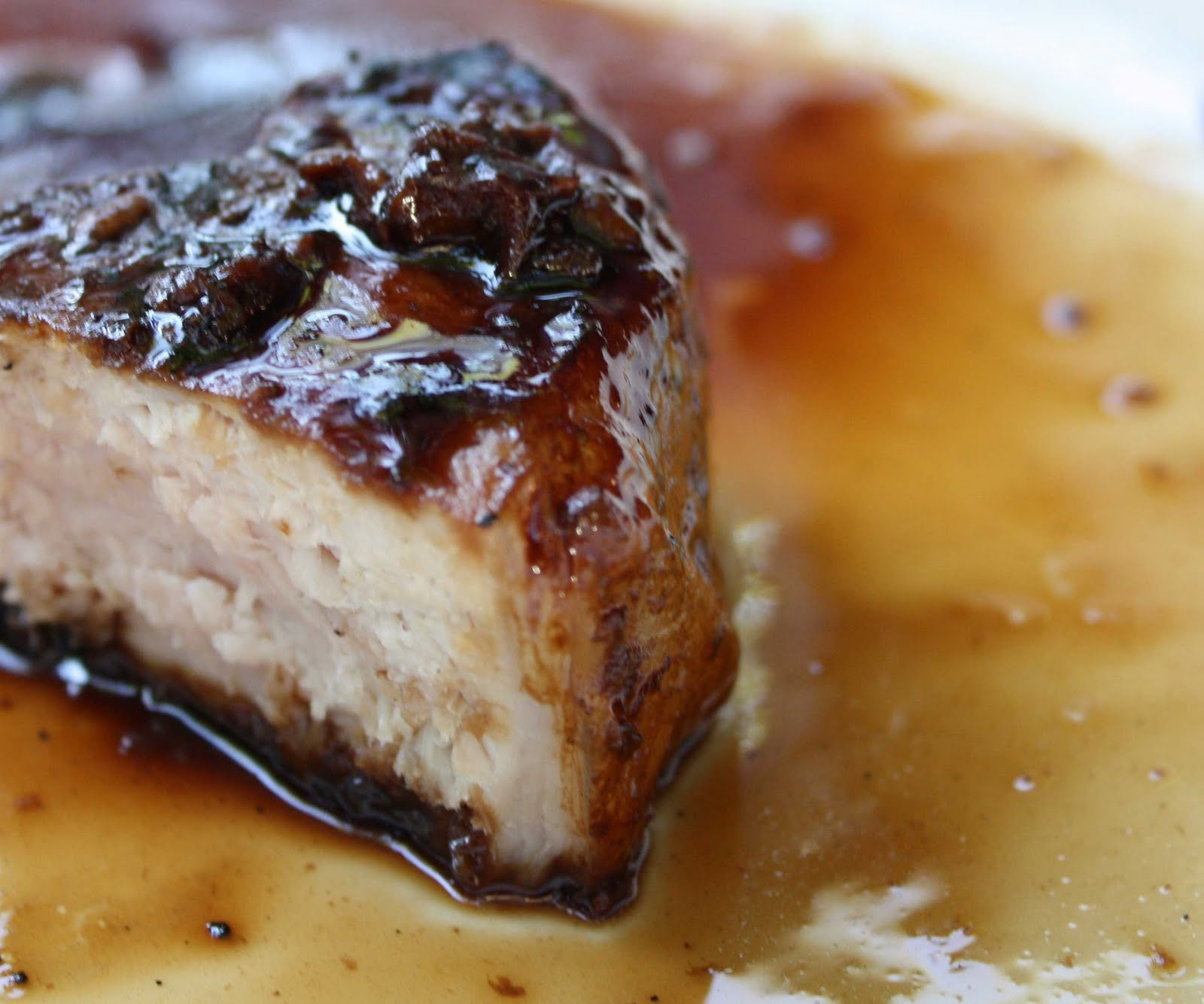 Pork With Orange-Bourbon Sauce Recipes — Dishmaps