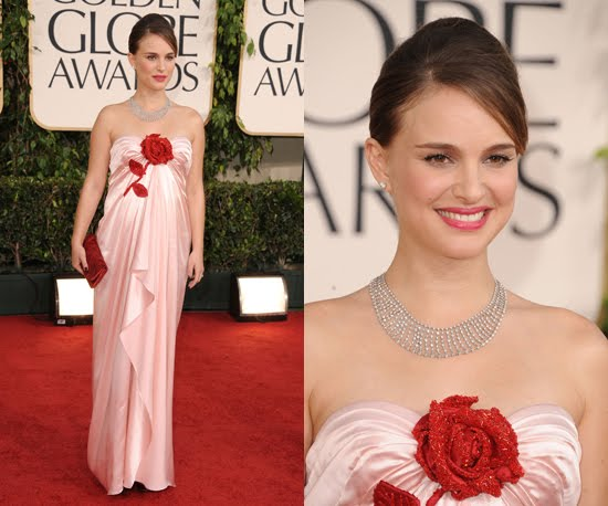 Natalie Portman Laugh Golden Globes. Dear Natalie Portman,