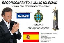 !!!RECONOCIMIENTO A JULIO IGLESIAS!!!!