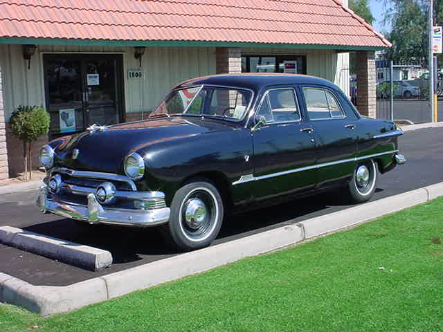 Kidnapping murder and mayhem an unsolved murder in knoxville for 1951 ford 4 door sedan