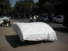 Our new mattress arrives