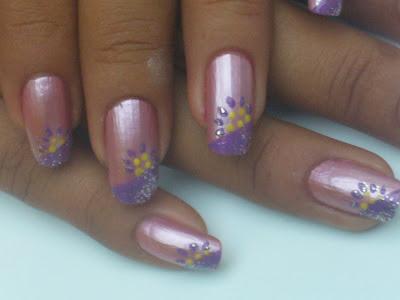 Estilos de uñas.