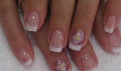 LA VIDA EN ROSA: Decoracion de uñas