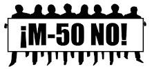 PLATAFORMA ¡M-50 NO!