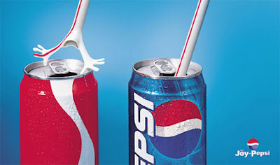 Creative Pepsi ads - Joy Pepsi