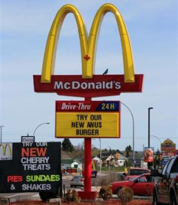 Mcdonald's funny advertisement