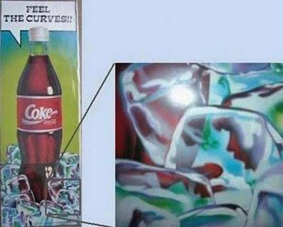 Funny Coca Cola ad