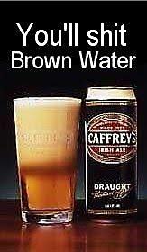 Brutally honest ads - Caffreys