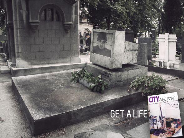 City magazine: Get a life