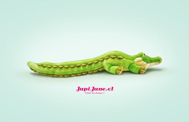Japi Jane ads - Crocodile
