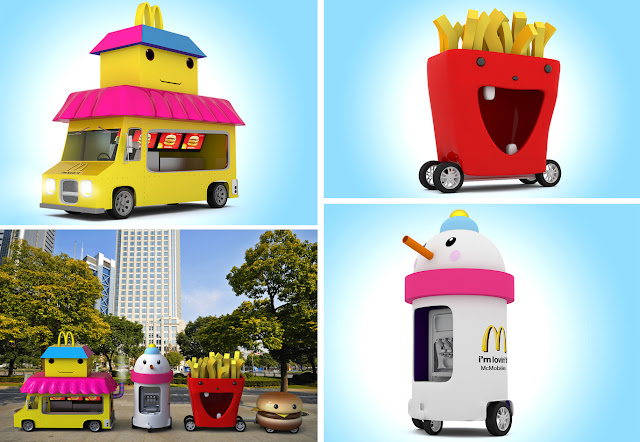 Mcdonald's McMobile