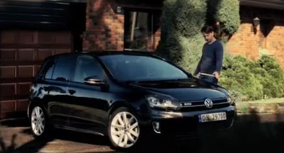 Volkswagen funny TV commercial - The letter