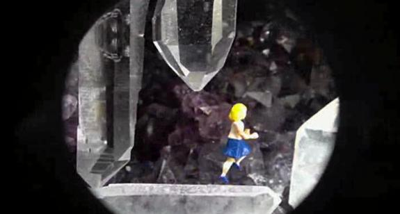 Nokia N8 Dot - The smallest stop-motion animation character in a film