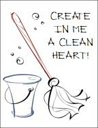 Clean Heart Devotional