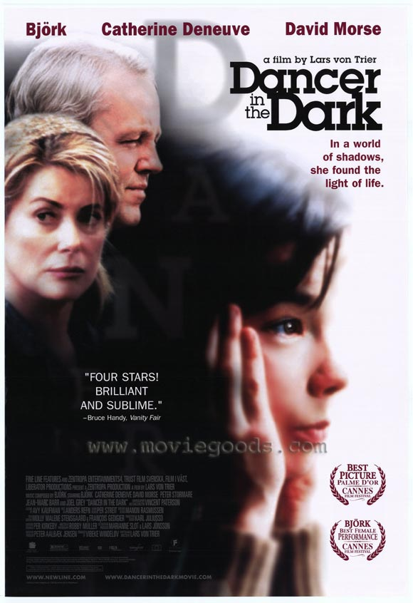 essay dancer in the dark It is focusing on dancer in the dark (2000, lars von trier) and is using it as an example of a film not fetishizing hollow technologies and eschewing hollywood.