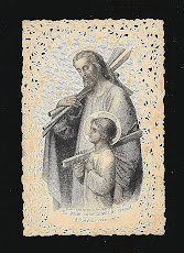 St. Joseph, my patron saint for 2007.  St. Joseph, Pray for us.